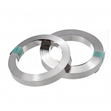 Nickel tape for batteries 0.12x8mm 10m