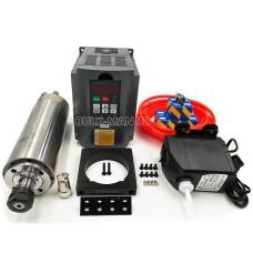 CNC Spindle Variklis 2.2kW  ER20 230VAC rinkinys