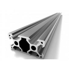 Aluminum profile V-SLOT 2040 - 1000mm length silver