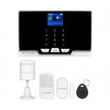 Blitzwolf BW-IS 6 Wifi + 2G apsaugos signalizacijos sistemos rinkinys