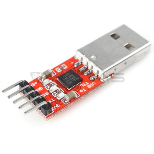 CP2102 USB 2.0 į TTL UART Konverteris