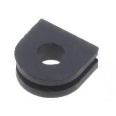 Guminė korpusinė įvorė 3.4mm kabeliui