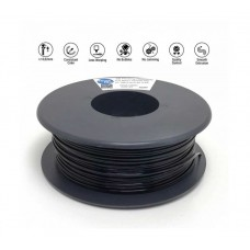 Flexible Filament Soft 85A 1.75mm 0.3kg - Black