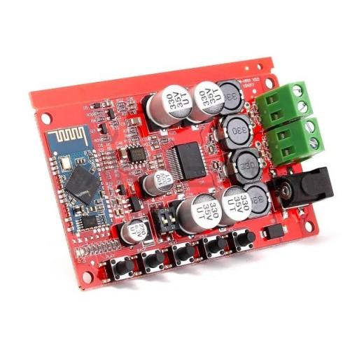 2x50W TDA7492P Digital Amplifier Board with Bluetooth CSR4.0 Receiver
