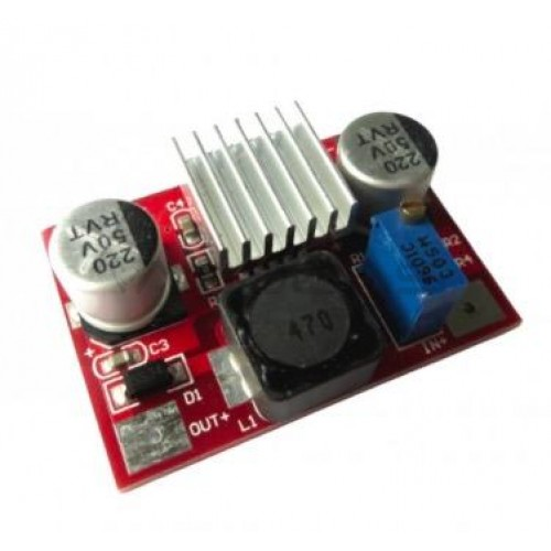 DC/DC Boost Converter from 3.5V-35V to 5-56V 2A  (STEP UP)