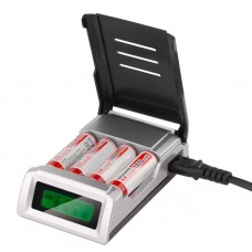 Ni-MH / Ni-Cd Battery Charger - 4 slot