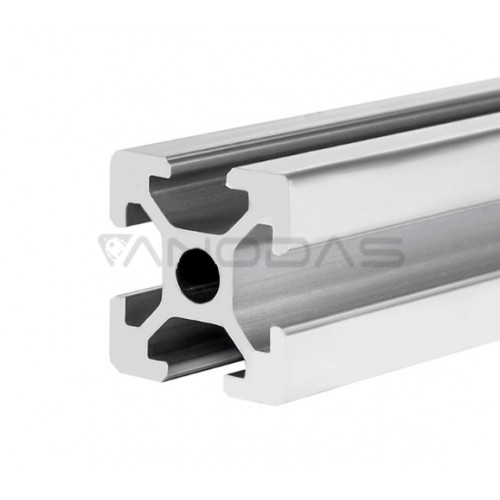 Aluminum profile T-SLOT 2020 - 500mm length