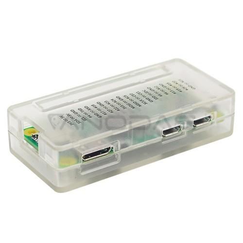 Raspberry Pi Zero Dėžutė - Permatoma