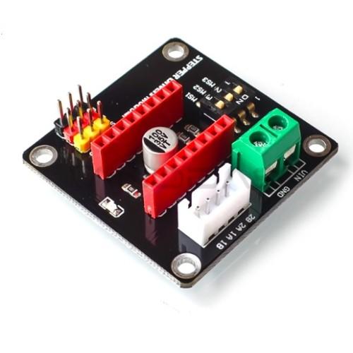 Išplėtimo plokštė žingsninių variklių valdikliams A4988/DRV8825