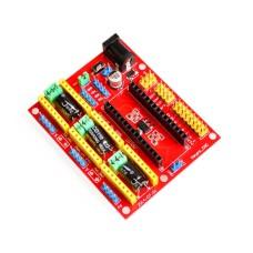 CNC Priedėlis V4 Arduino Nano Mikrovaldikliui
