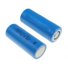 Ličio geležies fosfato akumuliatorius LiFePO4 3.2V 3400mAh IFR26650