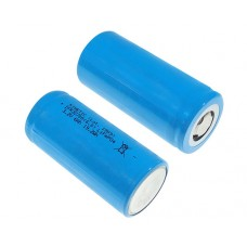 Ličio geležies fosfato akumuliatorius LiFePO4 3.2V 6000mAh IFR32700