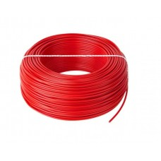 Kabelis LgY H05V-K 1x0.5mm raudonas 1m