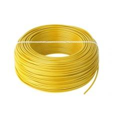 Kabelis LgY H05V-K 1x0.5mm geltonas 1m