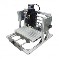 Mini CNC Carving-engraving machine 2417 - 3 Axis