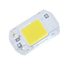 COB LED 20W 230V šilta balta šviesa halogeninėms lempoms ir prožektoriams