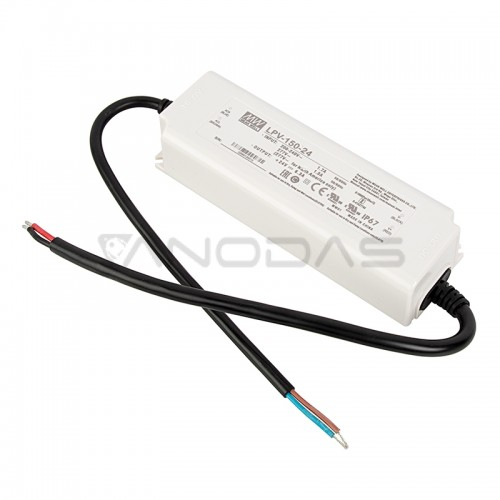 MEAN WELL Power Supply 150W 24VDC 6.3A 180÷305VAC