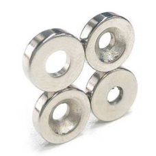 Ring magnet N35 neodymium 15x4-4mm