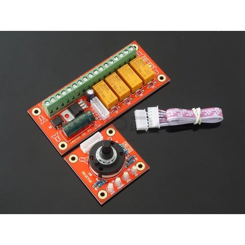WZ-15 4 kanalų garso perjungimo plokštė