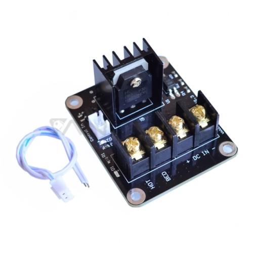 3D spausdintuvo kaitinimo pado reguliatorius
