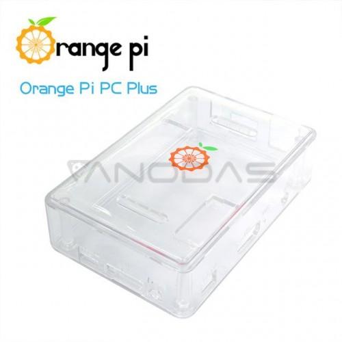 Orange Pi PC Plus Dėžutė - Permatoma