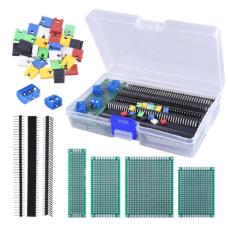 100 Pcs PCB Board Kit