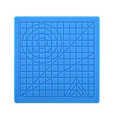 3D rašiklio silikono piešimo kilimėlis - 170 x 170 mm