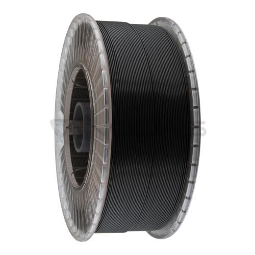 3D plastikas EasyPrint PLA 1.75mm 3 kg - Black