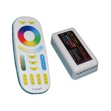 Mi Light LED controller RGB + CCT 10A 12-24V with control panel
