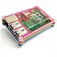 Raspberry Pi Dėžutė - Rainbow