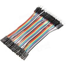 M-F wires 10cm (40pcs.)