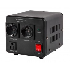 Converter 800W 1000VA 230/115VAC AC/AC two-way