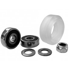 Xtreme Solid V Wheel Kit clear