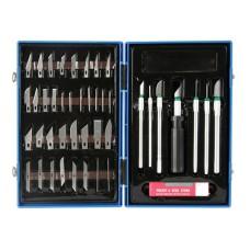 Velleman Heavy duty knife set (50pcs.)