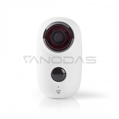 Įkraunama išmani IP kamera su 6000mAh baterija tinka lauko sąlygoms