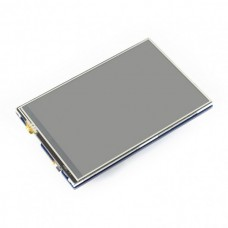 LCD resistive touch screen TFT 4 480x320px SPI for Arduino - Waveshare 13587