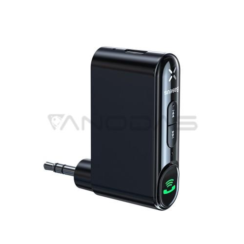 Baseus Automobilinis AUX - Bluetooth imtuvas su laisvų rankų funkcija
