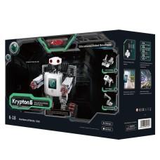 Abilix Krypton 6 - edukacinis robotas STEM - 1.3GHz / 812 blokų skirtų 36 projektų konstravimui