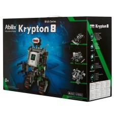 Abilix Krypton 8 - edukacinis robotas STEM - 1.3GHz / 1122 blokų skirtų 50 projektų konstravimui