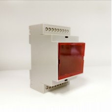 Enclosure for DIN rail mounting GAINTA 90.2x53.3x57.5mm