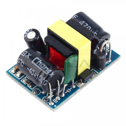 AC/DC Converter from 230V to 3.3V 700mA (STEP DOWN)