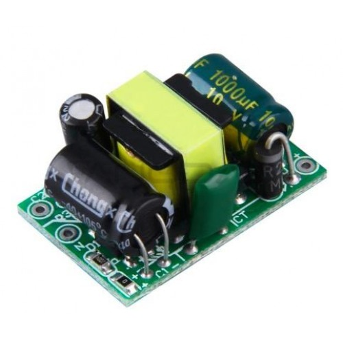 AC/DC Converter from 230V to 5V 700mA (STEP DOWN)