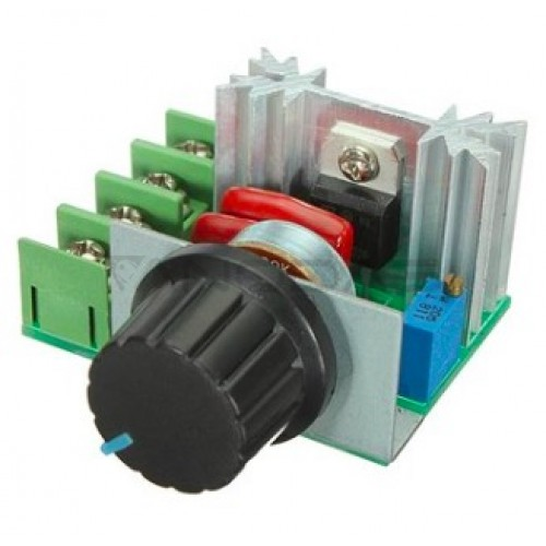 AC motor voltage dimmer SCR 220V 2000W