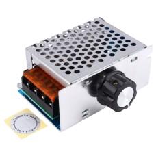 AC variklio reguliatorius SCR 220V 4000W