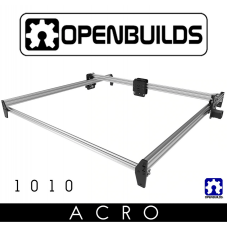OpenBuilds ACRO System frame 1000x1000mm - silver