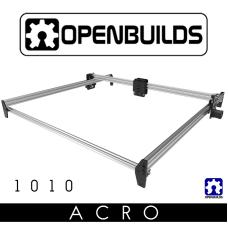 OpenBuilds ACRO System rėmas 1000x1000mm - sidabrinis