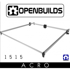 OpenBuilds ACRO System frame 1500x1500mm - silver