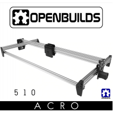 OpenBuilds ACRO System frame 500x1000mm - silver
