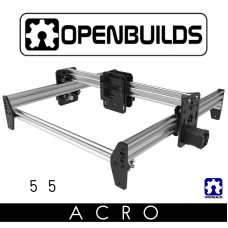OpenBuilds ACRO System frame 500x500mm - silver