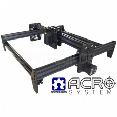 OpenBuilds ACRO System frame 500x500mm - black